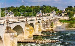 Autókölcsönzés Franciaország, Toursban