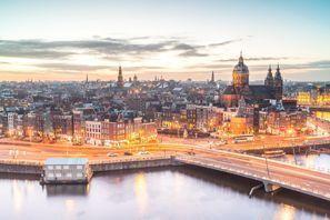 Autókölcsönzés Hollandia, Amszterdamban