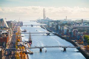 Autókölcsönzés Írország, Dublinban