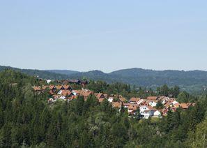Autókölcsönzés Norvégia, Baerumban