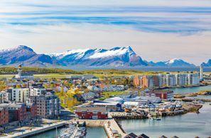 Autókölcsönzés Norvégia, Bodoban