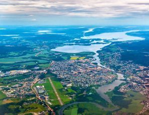 Autókölcsönzés Norvégia, Oszló Repülőterén