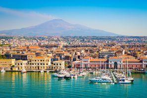 Autókölcsönzés Olaszország - Szicília, Cataniában