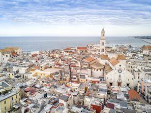 Autókölcsönzés Olaszország, Bariban