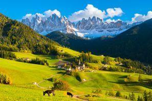 Autókölcsönzés Olaszország, Bolzanoban