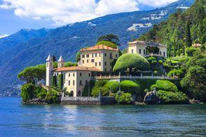 Autókölcsönzés Olaszország, Comoban