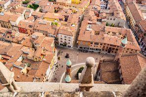Autókölcsönzés Olaszország, Cremonában