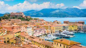 Autókölcsönzés Olaszország, Elbánál