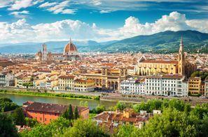 Autókölcsönzés Olaszország, Firenzében