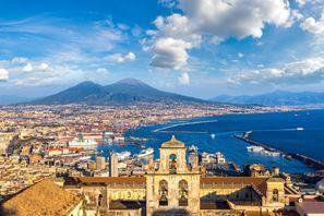 Autókölcsönzés Olaszország, Nápolyban