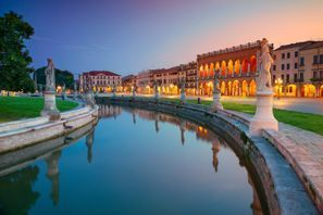 Autókölcsönzés Olaszország, Padovában