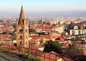 Autókölcsönzés Olaszország, Rivoliban