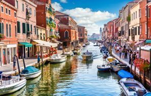 Autókölcsönzés Olaszország, Velencében