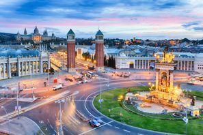 Autókölcsönzés Spanyolország, Barcelonában